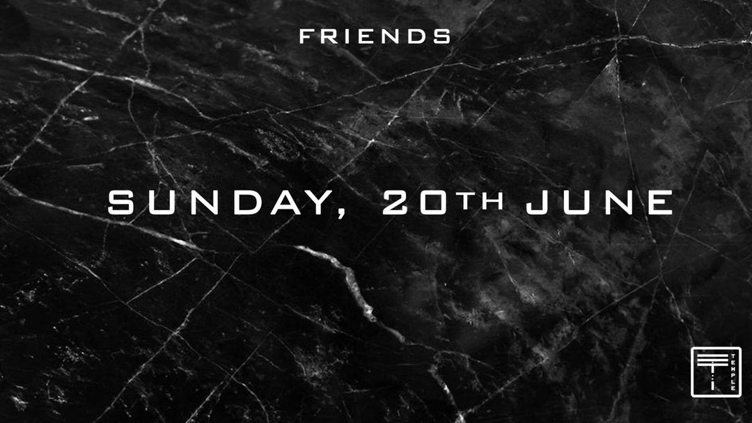Friends event cover
