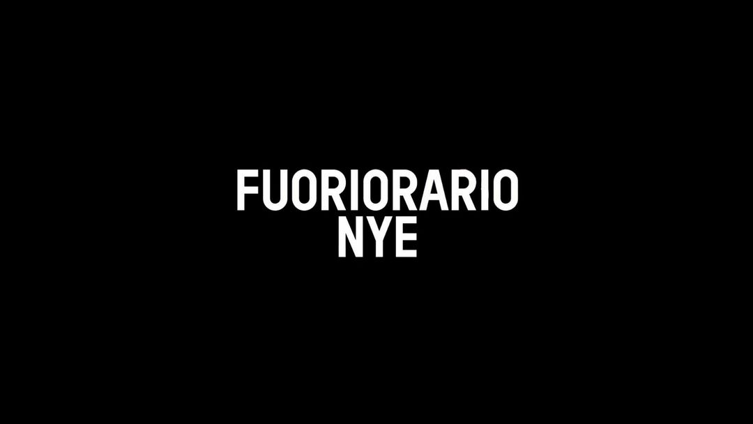 Fuori Orario NYD 2020 w/ AnD, Perc, Marika Rossa, Paula Temple, Perc, Rebekah, T78 and many more-Eventplakat