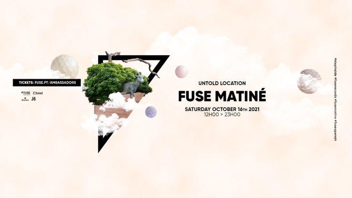 Cover for event: Fuse Matiné: Archie Hamilton (Untold Location)