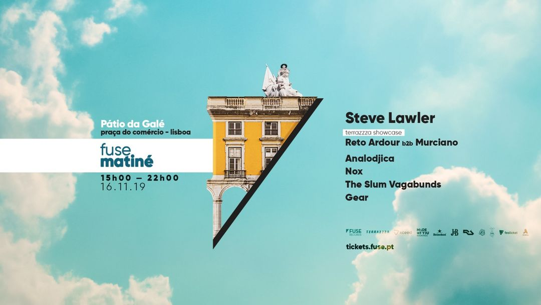 Fuse Matiné: Steve Lawler event cover