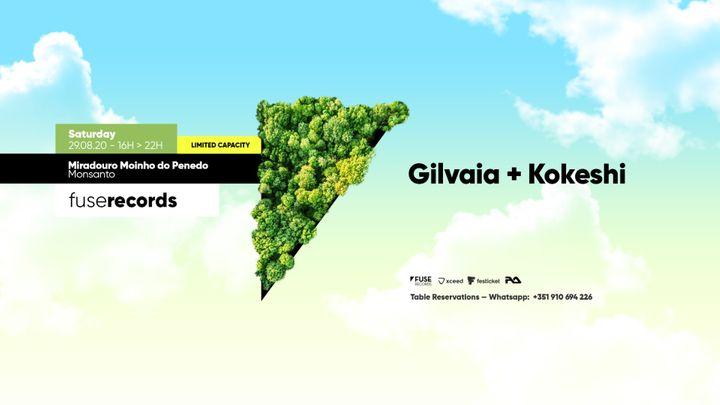 Cover for event: Fuse: Miradouro Moinho do Penedo 29.08.20