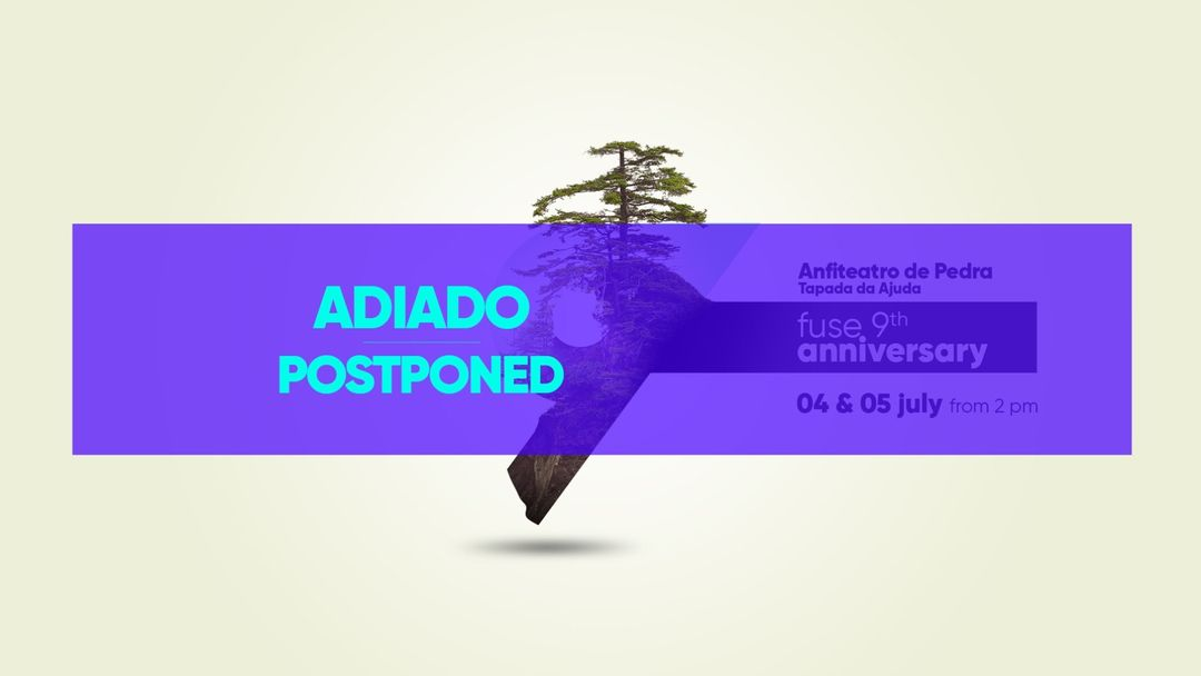 Copertina evento Fuse Records 9th Anniversary: Postponed to July 2021
