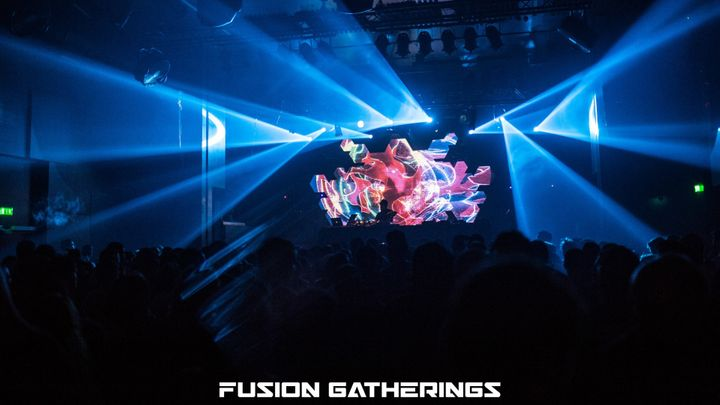Cover for event: Fusion Gatherings - Man With No Name, Arjuna & More