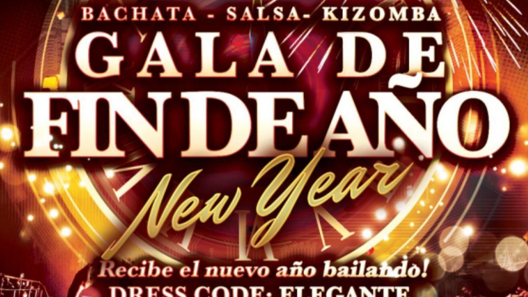 Gala Fin de Año Barcelona 2019-2020 - Bachata, Salsa y Kizomba event cover