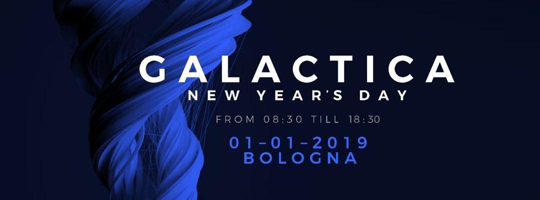 Galactica NYD Bologna w/ Dasha Rush, Sigha, Mattia Trani, Ancient Methods, V111 event cover