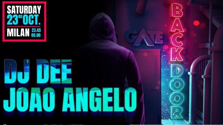 Cover for event: GATE PARTY - Sabato 23 Ottobre 2021