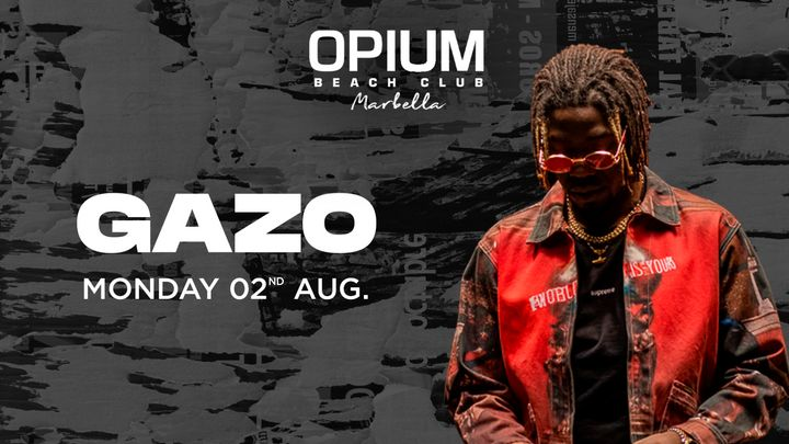 Cover for event: GAZO