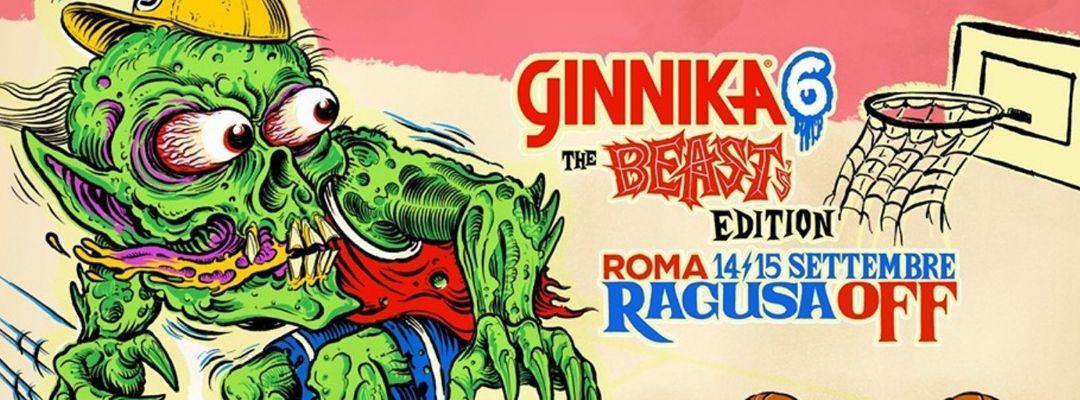 GINNIKA 2019 event cover
