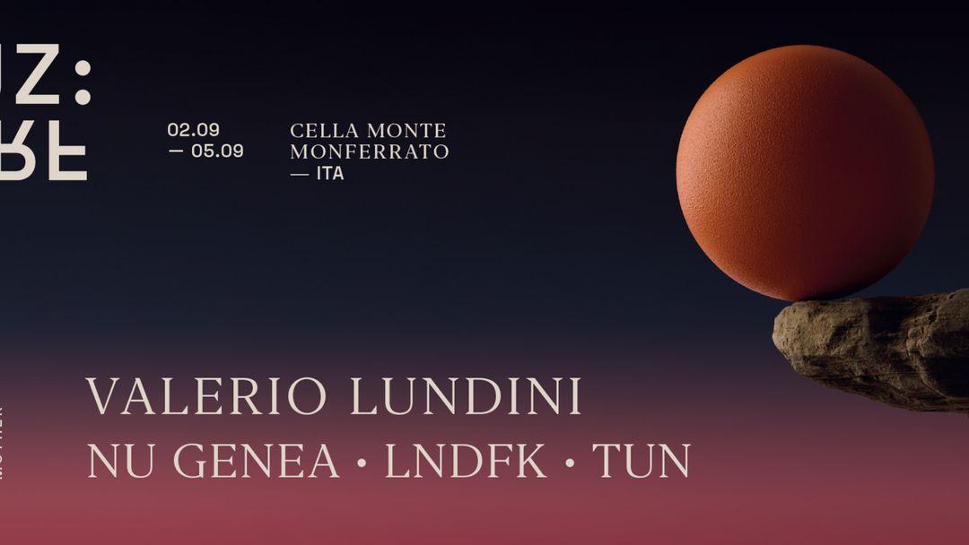 Couverture de l'événement Giorno Uno: Valerio Lundini, Nu Genea, Lndfk, TUN - Jazz Re Found Festival 2021