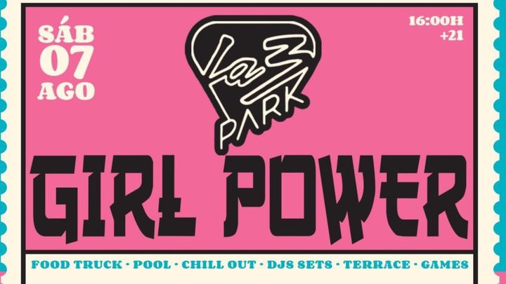 Cover for event: GIRL POWER