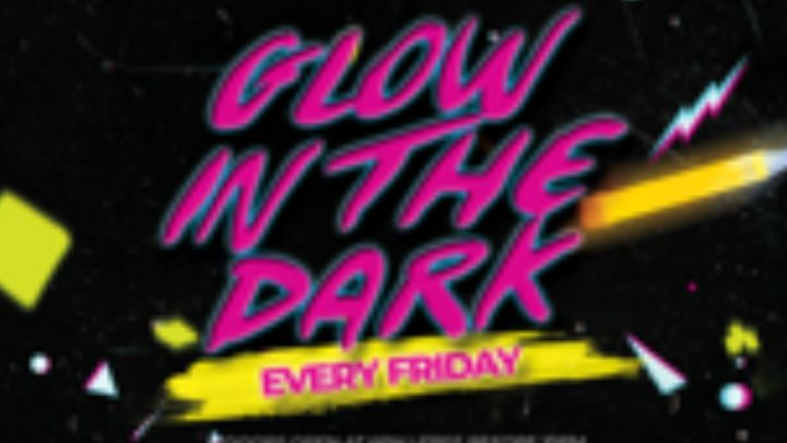 Cover for event: Glow in the Dark