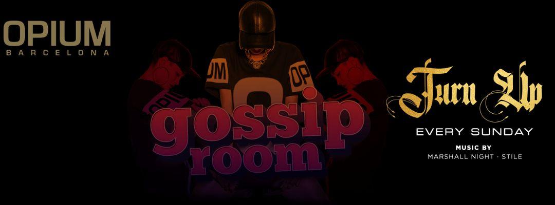Gossip & Turn Up | R&B · Urban event cover