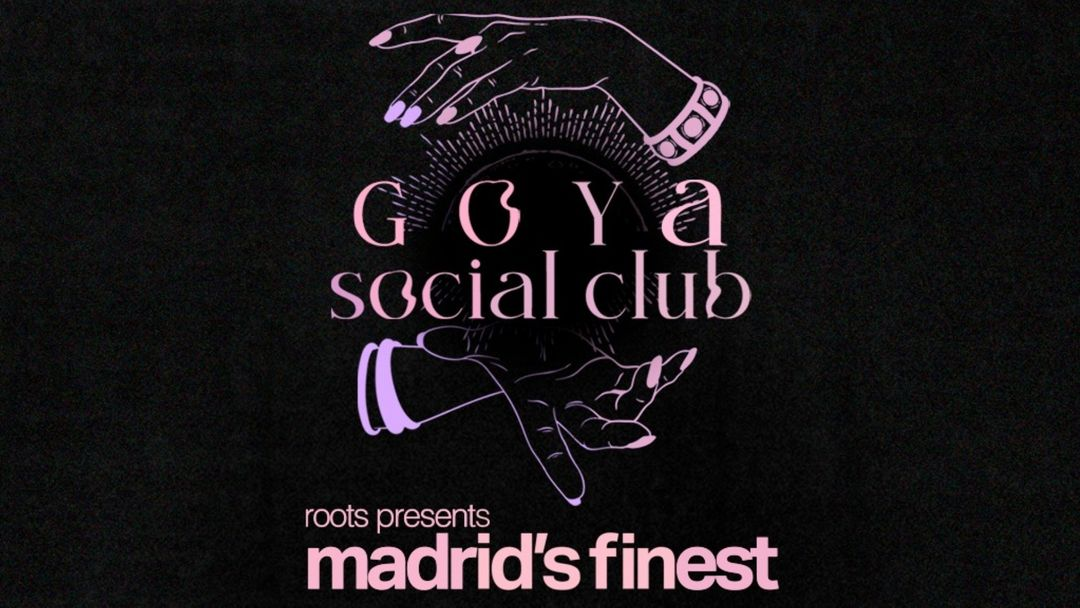 Roots pres. Madrid's Finest  event cover