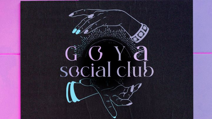 Cover for event: Goya Social Club M.James + Ladoyre + MZS