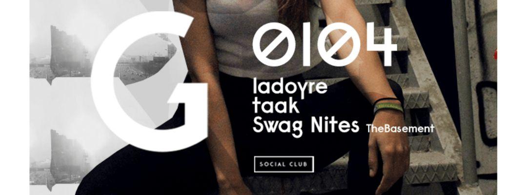 Cartel del evento Goya Social Club || Every Friday