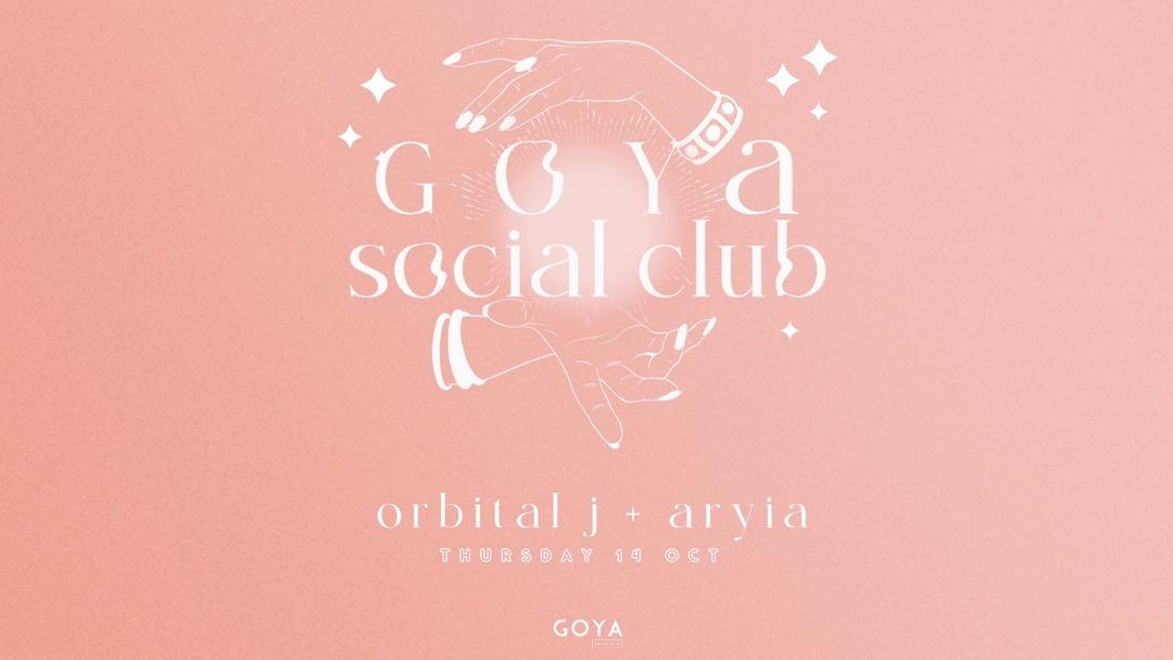 GOYA Thursdays event cover