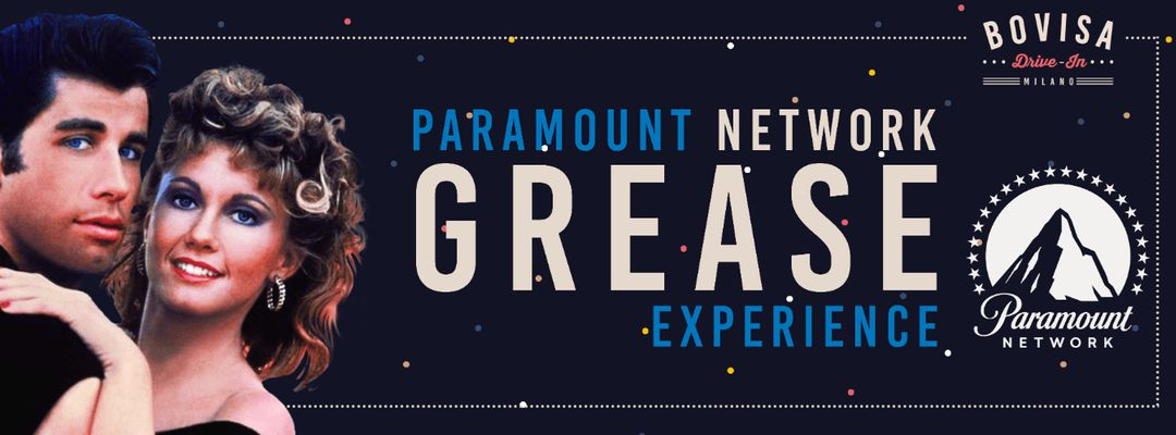 GREASE - Paramount Network Grease experience event cover