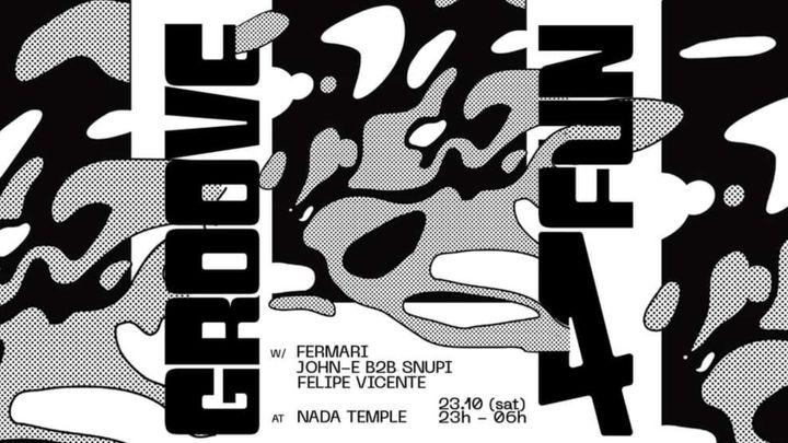 Cover for event: groove4fun Showcase @ Nada Temple