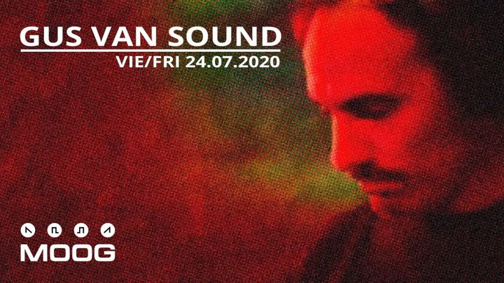 Cover for event: GUS VAN SOUND