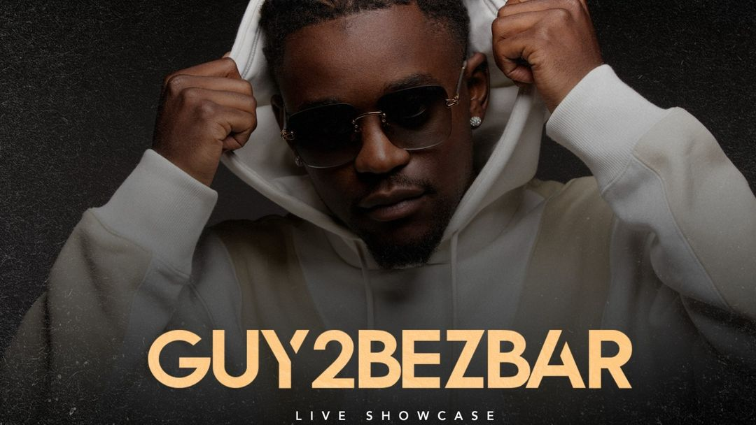 Cartel del evento GUY2BEZBAR Live Showcase | Lenox 22.10