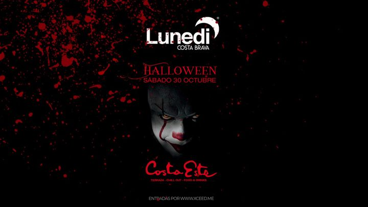 Cover for event: HALLOWEEN Lunedi