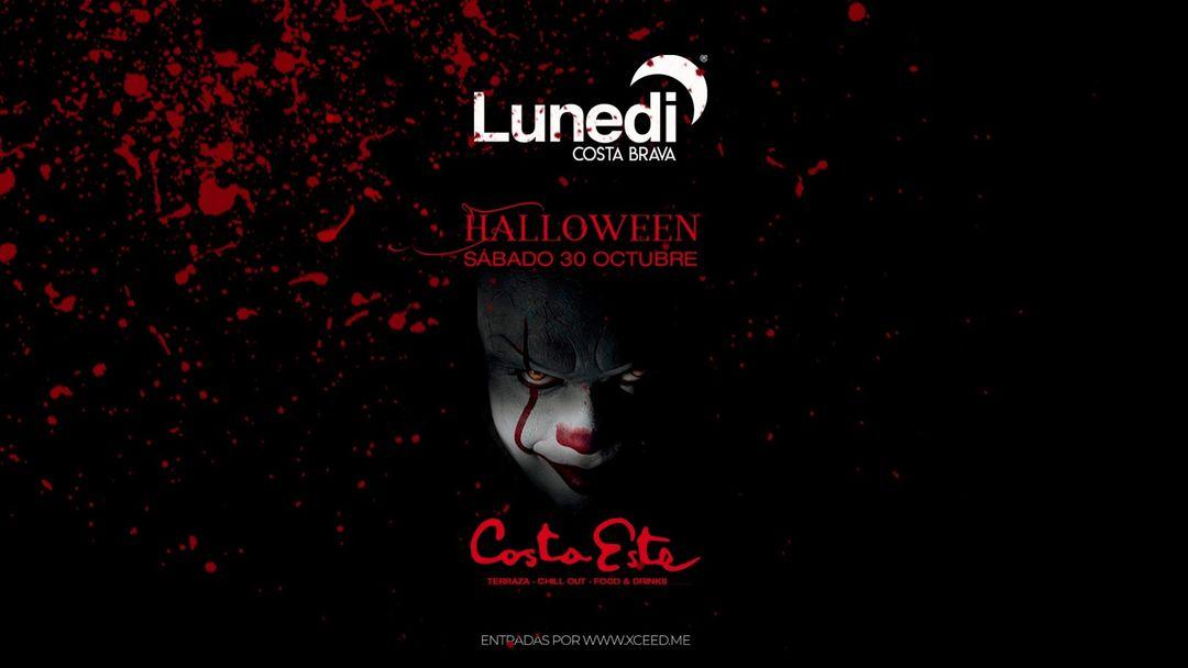 HALLOWEEN Lunedi event cover