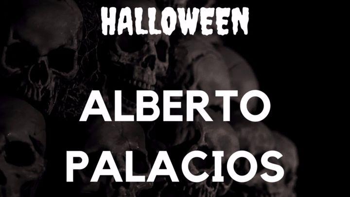 Cover for event: Lanna club presenta Alberto Palacios all night long Halloween.