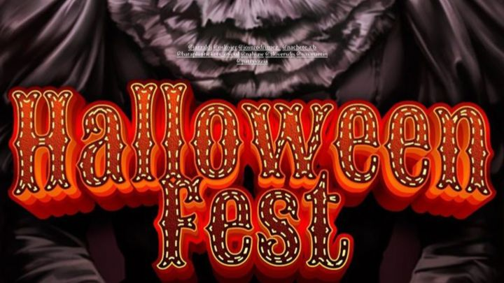 Cover for event: HALLOWEEN FEST
