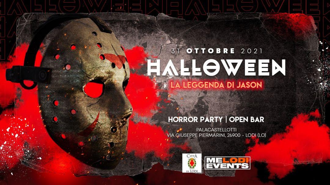 Halloween - La Leggenda di Jason event cover