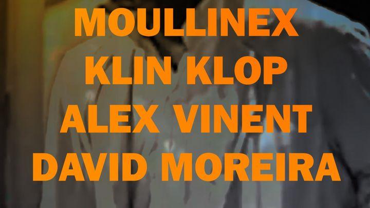 Cover for event: Halloween - MOULLINEX - KLIN KLOP - ALEX VINENT - DAVID MOREIRA