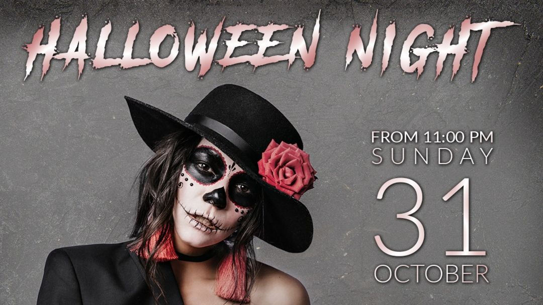 Halloween Night event cover