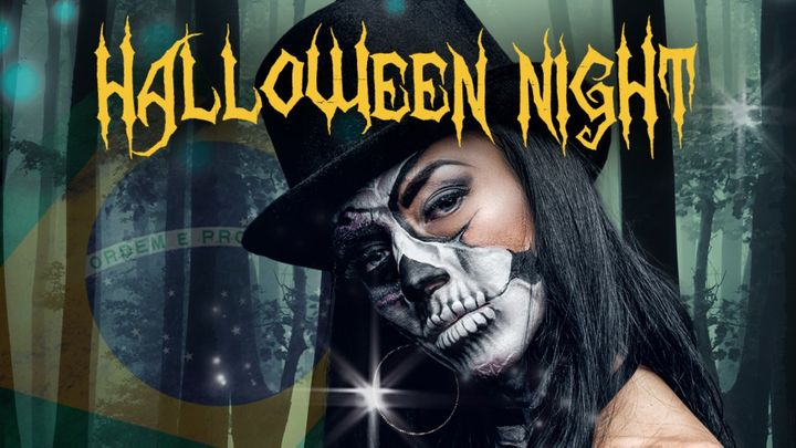 Cover for event: Halloween Night