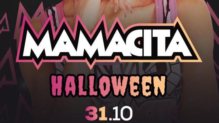 Cover for event: HALLOWEEN NIGHT - MAMACITA