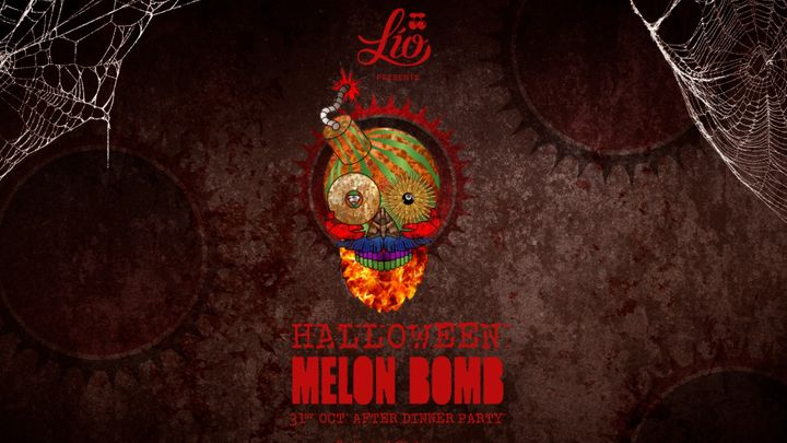 Cover for event: Halloween Party - Melon Bomb