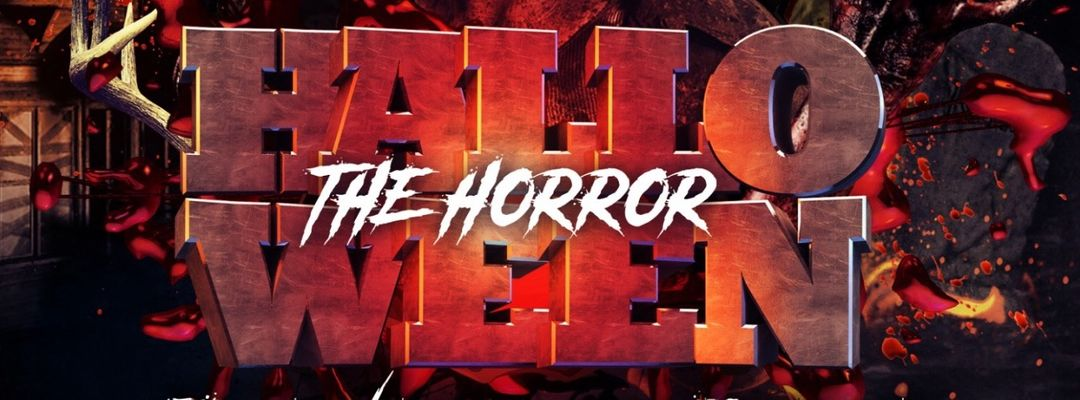 HALLOWEEN, THE HORROR event cover