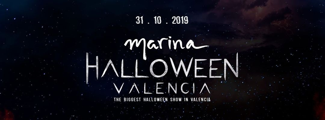 Halloween Valencia at Marina Beach Club event cover
