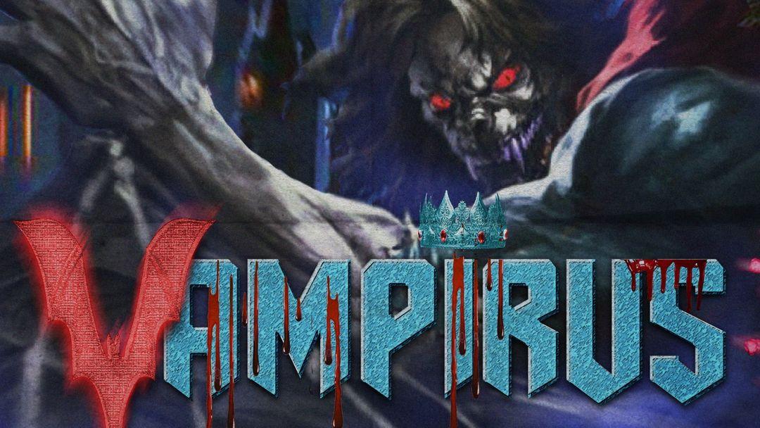 Halloween: VAMPIRUS event cover