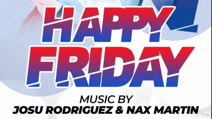 Cover for event: HAPPY FRIDAY