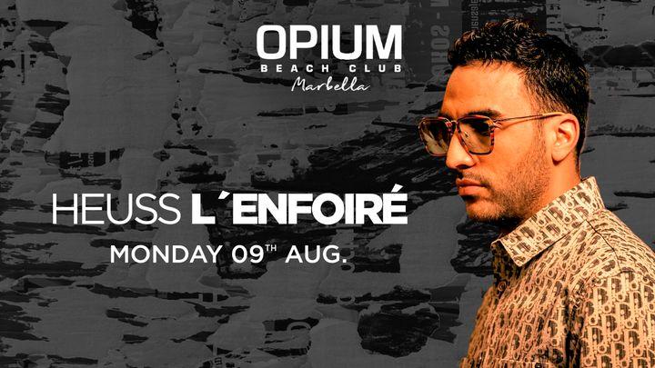 Cover for event: HEUSS L'ENFOIRE
