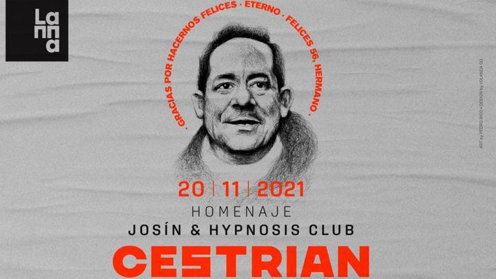 Cover for event: Homenaje a Josín & Hypnosis club.