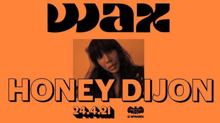 Cover for event: Honey Dijon / 4th Anniversary [APLAZADO]