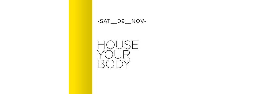 House your Body event cover