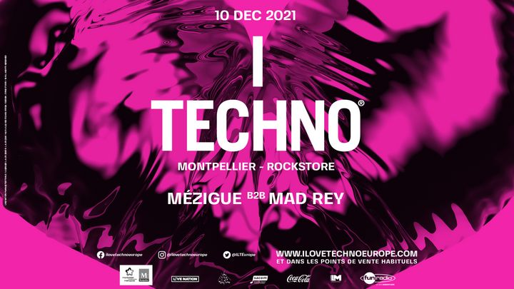 Cover for event: After I Love Techno 2021 @ROCKSTORE