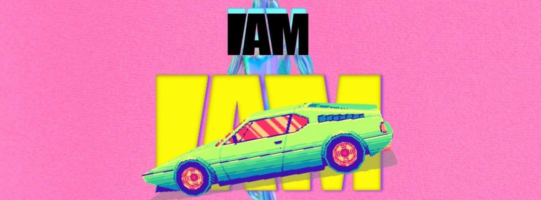 IAM - Thursday-Eventplakat