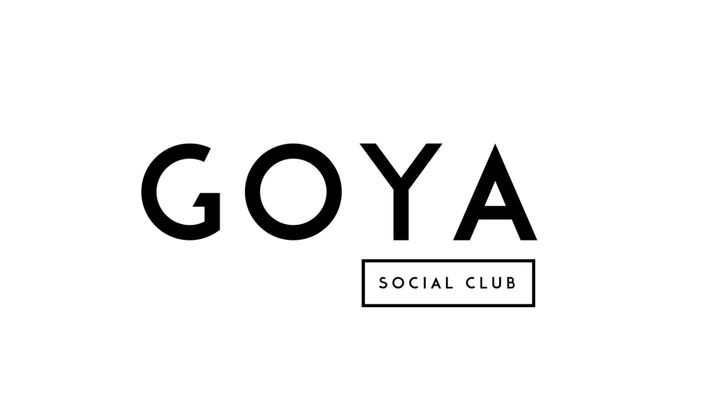 Cover for event: IE PRIVATE PARTY @ GOYA SOCIAL CLUB