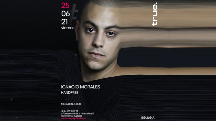 Cover for event: Ignacio Morales + Handfree