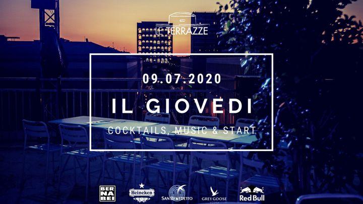 Cover for event: Il Giovedi | Le Terrazze