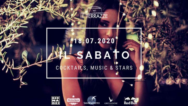 Cover for event: Il Sabato | Le Terrazze