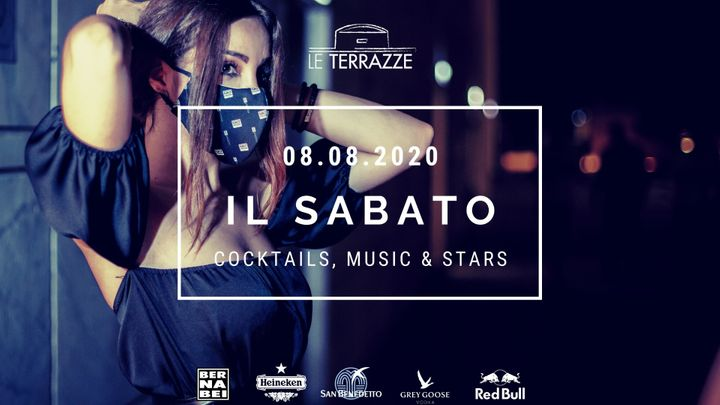 Cover for event: Il Sabato | Le Terrazze