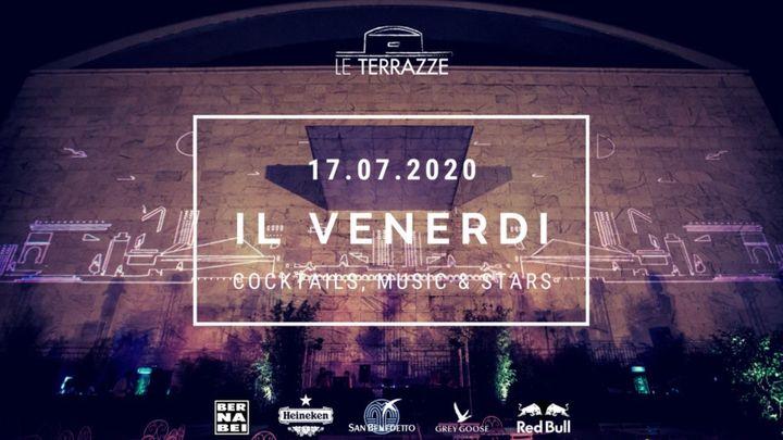Cover for event: Il Venerdi | Le Terrazze